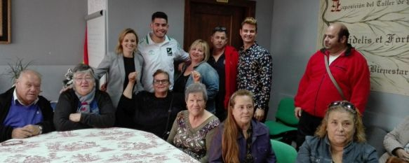 De voluntario social a medallista internacional
