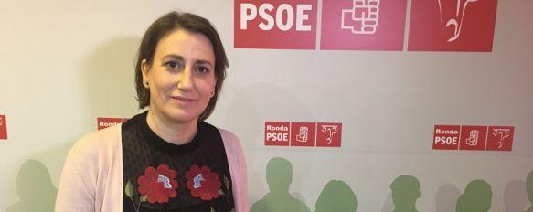 Aguilera arrebata la secretaría local del PSOE a Valdenebro por un voto de diferencia, Se impuso por 75 apoyos a 74 a la actual alcaldesa en una ejecutiva que evidenció la división interna del socialismo rondeño , 30 Nov 2017 - 13:07
