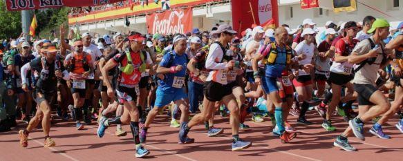 La XXI edición de los 101 Kilómetros de La Legión contará con 8.500 deportistas, La entidad financiera CaixaBank será uno de los principales…, 28 Dec 2017 - 18:13