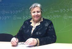 La delegada de Turismo, Isabel María Barriga, ha sido la encargada de presentar los proyectos.  // CharryTV