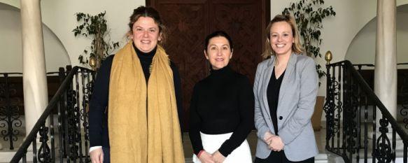 Patricia Castaño relevará a Amparo Molina como presidenta de las Damas Goyescas, Será presentada oficialmente en los próximos días en un acto…, 19 Mar 2018 - 16:31