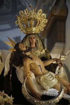 Nuestra Señora de las Angustias  // Juandi Velasco