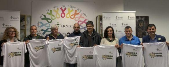 La AECC contará con un equipo en los 101 Kilómetros para luchar contra el cáncer infantil, La asociación pretende alcanzar 1.010€ en donaciones a través…, 12 Apr 2018 - 19:36
