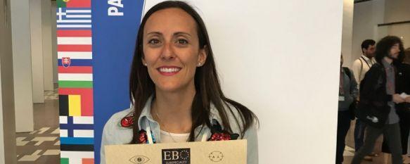Una oftalmóloga rondeña consigue el Título Europeo en Oftalmología Pediátrica y Estrabismo, La doctora es una de las dos especialistas a nivel nacional…, 09 May 2018 - 19:55