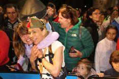 Ana María Cerván, vencedora de la prueba femenina // CharryTV