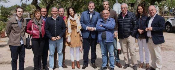 El Partido Popular andaluz celebrará este fin de semana en Ronda su reunión interparlamentaria, Están convocados los diputados autonómicos, nacionales y senadores de esta formación y está prevista la asistencia de varios ministros, 15 May 2018 - 18:47