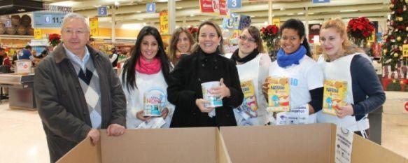 Bancosol apela a la solidaridad con una nueva campaña de recogida de alimentos , Los productos podrán entregarse durante las jornadas del viernes y el sábado en los supermercados Mercadona y Maskom, 31 May 2018 - 13:41