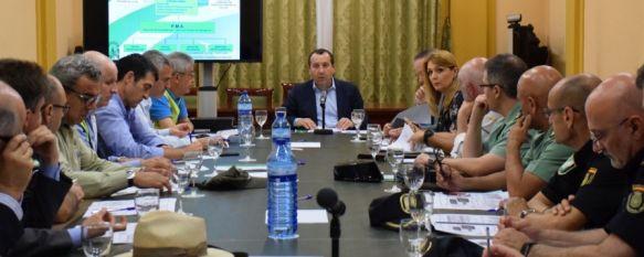 Ronda fue el segundo municipio de Málaga que más incendios registró en 2017, El delegado del Gobierno en Málaga ha ofrecido los datos de incendios en la provincia en 2017 durante el comité asesor del Plan INFOCA , 06 Jun 2018 - 17:14