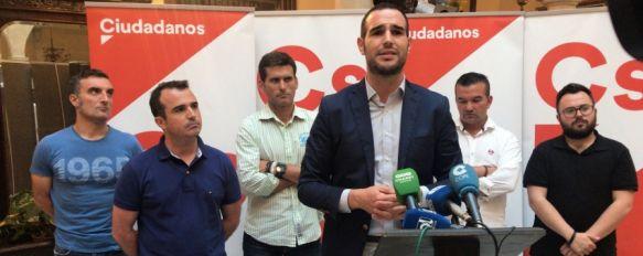 Sergio Sedeño será destituido por su participación en una rueda de prensa de Ciudadanos, La andalucista Isabel María Barriga, su principal valedora,…, 22 Jun 2018 - 13:57