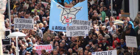 La Junta anuncia que invertirá 7 millones de euros en las carreteras de la Serranía , La principal actuación será la rehabilitación del firme en un tramo de 40 kilómetros de la A-367, la principal vía de comunicación con Málaga, 11 Jul 2018 - 17:15