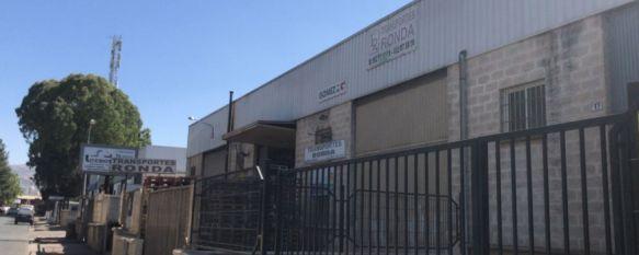 Los empresarios del polígono industrial El Fuerte denuncian abandono institucional, La falta de salida y de espacio a la hora de aparcar y maniobrar,…, 20 Jul 2018 - 17:45