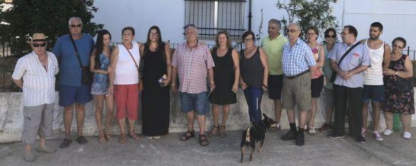 Indignación de los vecinos de San Cristóbal por la retirada de dos palmeras, El delegado de Parques y Jardines, Francisco Márquez, alega…, 24 Jul 2018 - 18:52