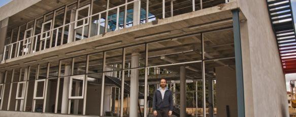 El edificio neotecnológico será inaugurado a finales de año, Cuenta con un presupuesto de 406.514 euros y se encuentra ejecutado al 80 por ciento , 26 Oct 2011 - 22:40