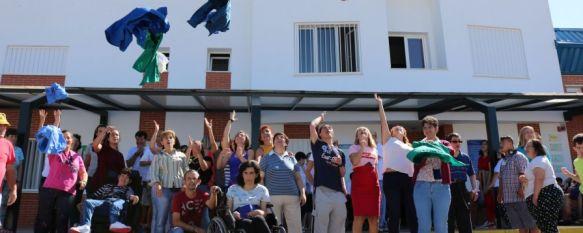 Asprodisis destierra los uniformes como gesto de igualdad, La asociación busca eliminar barreras para lograr la plena inclusión de las personas con discapacidad intelectual, 25 Sep 2018 - 18:27