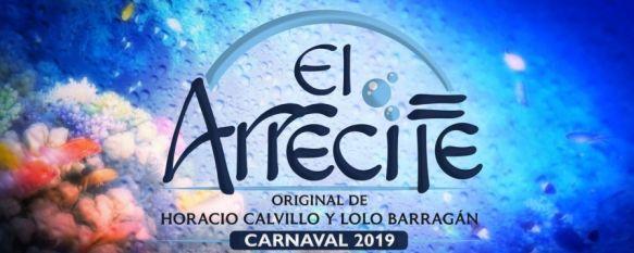 La comparsa de Ronda volverá al Falla bajo la dirección de Horacio Calvillo , Se llamará El Arrecife, participará también en el concurso de Málaga y contará con el gaditano Lolo Barragán como letrista , 02 Oct 2018 - 19:07