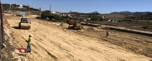 Los terrenos se ubican en la Cruz de San Jorge, junto a la salida hacia el recinto ferial Ángel Harillo  // CharryTV
