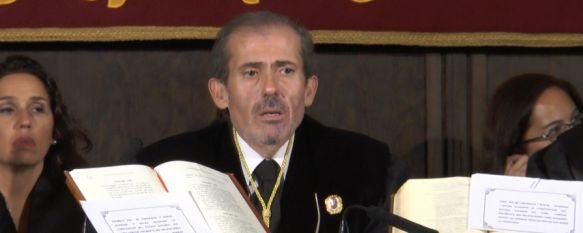 El Decano de los Abogados de Málaga denuncia el mal trato de una jueza a víctimas de violencia de género, Francisco Javier Lara asegura que los órganos judiciales competentes…, 16 Oct 2018 - 12:47