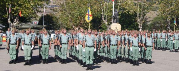 Culminan con brillantez los actos del XXX Aniversario de La Legión, Esta mañana han finalizado los actos conmemorativos en el Acuartelamiento General Gabeiras, 29 Oct 2011 - 20:31