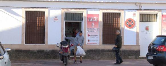 Las cifras de la pobreza y la exclusión social en Ronda , Desde Cruz Roja se ha experimentado un repunte de los demandantes…, 17 Oct 2018 - 19:43