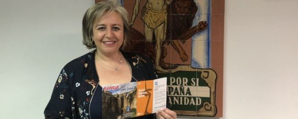 Ronda se promocionará en el metro de Barcelona y El Periódico de Cataluña, La imagen del Puente Nuevo se insertará en los planos del suburbano…, 18 Oct 2018 - 19:58