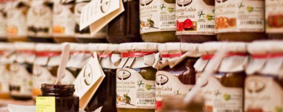 Ronda acoge la primera muestra de productos y servicios cooperativos de la Serranía, Los emprendedores pudieron conocer las líneas de ayudas para las cooperativas que se emplacen en la zona, 31 Oct 2011 - 16:57
