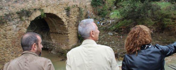 La Junta de Andalucía actuará de urgencia en los Baños Árabes y el Colegio Virgen de la Cabeza, Cada municipio afectado por el temporal recibirá entre un 1% y 12% de los más de 37 millones de euros que configuran el primer paquete de ayudas , 30 Oct 2018 - 18:19