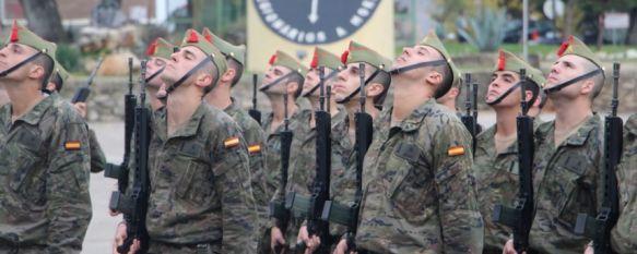 La Legión de Ronda incorpora a 42 nuevos efectivos procedentes de la UFAL, Esta mañana ha tenido lugar la ceremonia de alta, que ha estado…, 15 Nov 2018 - 12:56