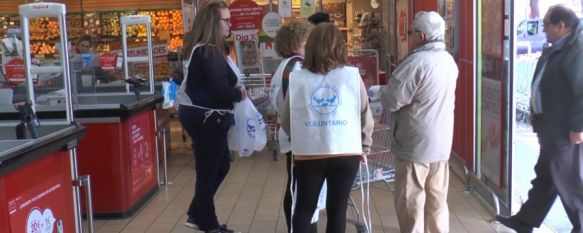 Bancosol busca más voluntarios para la Gran Recogida, que comienza el 30 de noviembre, Unas 150 personas se distribuirán por una decena de supermercados…, 16 Nov 2018 - 16:54