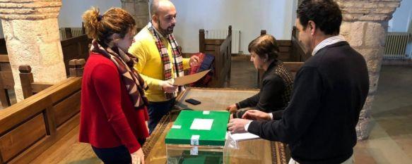 Más de 27.000 rondeños están llamados a votar en las elecciones autonómicas, El próximo domingo la delegación de Estadística habilitará 38 mesas en 17 colegios electorales de los cinco distritos que componen la ciudad, 30 Nov 2018 - 17:58