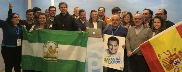 Amarga victoria socialista en las Andaluzas e histórico descalabro de la izquierda en Ronda, El Partido Popular fue la segunda fuerza más votada a pesar…, 03 Dec 2018 - 10:06