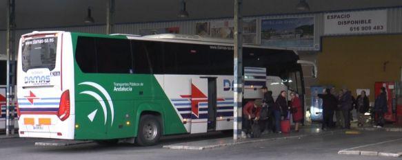 Adjudican provisionalmente la gestión de la estación de autobuses a la empresa Damas , La empresa ha presentado la oferta más favorable de entre las seis que han formado parte de la licitación, 14 Jan 2019 - 18:43