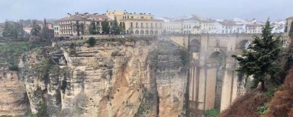La AEMET activa la alerta amarilla en Ronda por lluvia y vientos de hasta 80 km/h, El Ayuntamiento de Ronda ha decretado por este motivo el cierre…, 31 Jan 2019 - 18:55