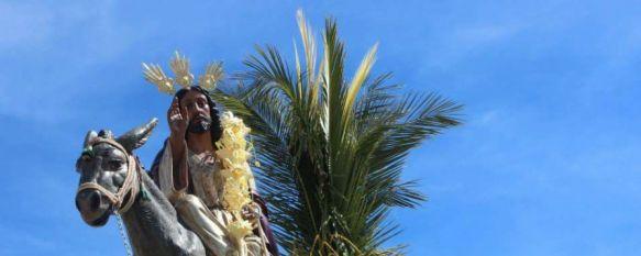 La nueva imagen del Cristo de la Pollinica no llegará a procesionar este Domingo de Ramos, Así lo ha confirmado el Hermano Mayor de la hermandad, Luis Alberto García, quien asegura que la talla, del escultor veleño Israel Cornejo, se estrenará en octubre o noviembre, 05 Mar 2019 - 18:41