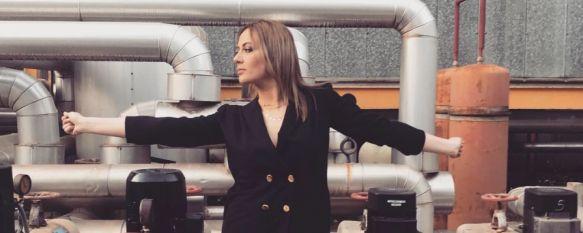 """María Villalón elige Ronda para estrenar el próximo mayo """"Desde Ayamonte hasta fado"""""""
