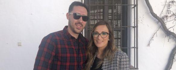 Pilar y Dani, los novios que podrían cambiar su fecha de boda por la Goyesca, La pareja había previsto celebrar su banquete de bodas el 31…, 12 Mar 2019 - 17:41