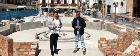 La carrera oficial de la Semana Santa 2019 podrá situarse en la Plaza del Socorro, La nueva tribuna contará con tres nuevos espacios con capacidad…, 15 Mar 2019 - 19:35
