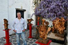 Guerrero acudirá en mayo a la XXV edición de la Feria de los Pueblos de Fuengirola. // CharryTV