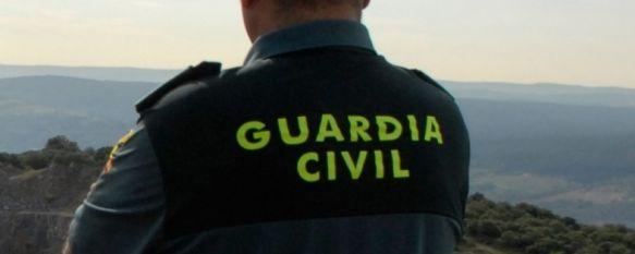 La Guardia Civil detiene a dos individuos por un delito de robo con fuerza en un cortijo de Teba