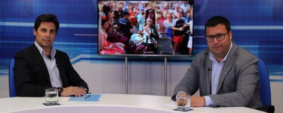 """Rivera anuncia la presencia de Vargas Llosa en la Goyesca y el interés de Elena de Borbón, El empresario cree que """"la Goyesca y la Feria deben ir juntas como siempre"""", pero asegura que las de este año son circunstancias """"excepcionales"""", 26 Mar 2019 - 18:24"""