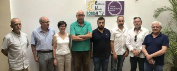 Espacio Verde rompe el acuerdo para acudir a las urnas con Podemos, La formación ecologista decidirá en los próximos días si concurre en solitario a las municipales del 26 de mayo, 01 Apr 2019 - 18:08