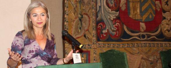 """La Consejería de Cultura invertirá en torno a medio millón para la conservación de Acinipo, Patricia del Pozo explicó que el yacimiento era """"una gran…, 10 Apr 2019 - 13:42"""