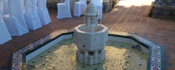 La Duquesa de Parcent trasladó a principios del siglo XX la fuente desde su palacio de París. // CharryTV
