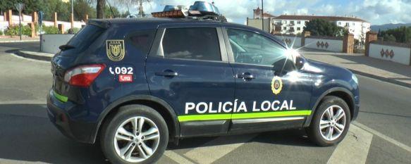 El GOAR está compuesto por entre 6 y 8 agentes voluntarios de la Policía Local con competencias específicas para reforzar el dispositivo de seguridad de la ciudad. // CharryTV