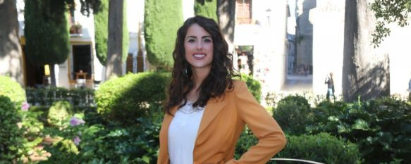 La rondeña Sara Montes aspira a convertirse en Miss World Málaga, Esta psicóloga, de 23 años, cursa dos másteres y asegura…, 16 Apr 2019 - 19:19