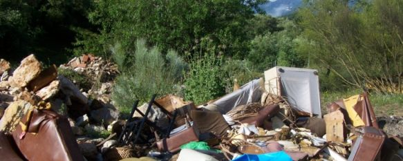 El CEDER presenta las conclusiones de un proyecto sobre áreas degradadas, El estudio analiza los paisajes de los 21 municipios de la Serranía de Ronda, 04 Nov 2011 - 19:39
