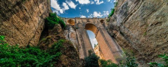 El Consejo de Gobierno de la Junta aprueba la declaración del Tajo como monumento natural, Se une así a 49 espacios que ya cuentan con este nivel de protección en todo el territorio andaluz , 23 Apr 2019 - 15:59