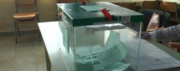 Un total de 27.218 rondeños están llamados a votar en las Elecciones Generales del 28-A, Nuestra ciudad se repartirá en cinco distritos y se habilitarán hasta 38 mesas en los colegios electorales para elegir al próximo presidente del Gobierno, 25 Apr 2019 - 18:23