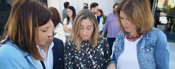 La Consejera de Fomento de la Junta de Andalucía, ha explicado que dicha autovía conectaría Málaga con Ronda y Campillos y conllevaría un desdoblamiento. // CharryTV