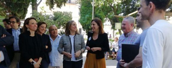 Marifrán Carazo cifra en año y medio la ejecución del estudio para la autovía Ronda-Málaga, La consejera de Fomento anuncia la inversión de más de cinco…, 14 May 2019 - 20:00