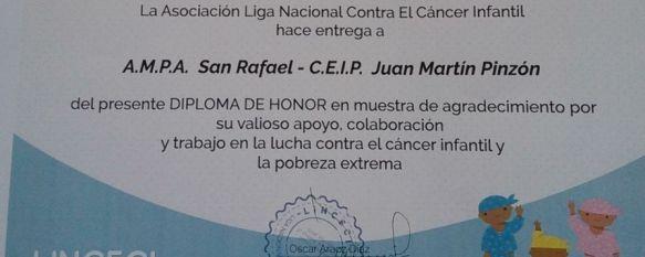 La falsa ONG aseguraba en sus escritos procurar la lucha contra el cáncer infantil y la pobreza extrema. // Sonia Carrasco